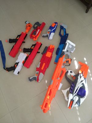 Kids toy guns for Sale in Miami, FL