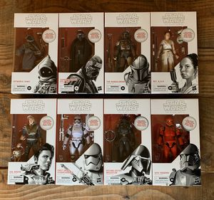 "New/Sealed Hasbro First Edition Star Wars The Black Series 6"" Figures – 8 Pack for Sale in Lakeville, MN"