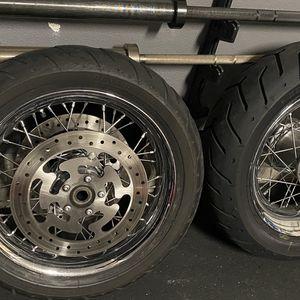 Harley Wheels for Sale in Hercules, CA