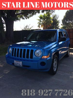 2008 Jeep Patriot for Sale in Los Angeles, CA
