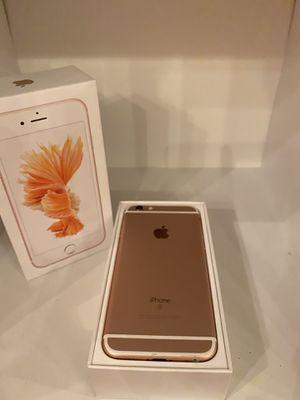 Apple iPhone 6s (A1688) - 16GB - Rose Gold - Unlocked for Sale in Los Angeles, CA