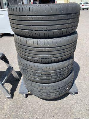 Chevrolet wheels and tires for Sale in Salt Lake City, UT