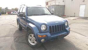 2003 Jeep Liberty for Sale in Wichita, KS