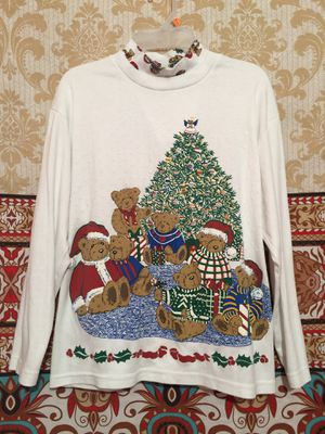 Beautiful Christmas sweater / XL ✨🎄 Clean- in new Condition for Sale in Tampa, FL