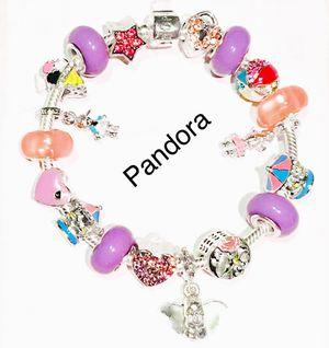 Iconic Pandora 925 Dumbo The Elephant Bracelet for Sale in Marysville, WA