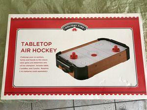 Tabletop Air Hockey for Sale in Pasadena, CA