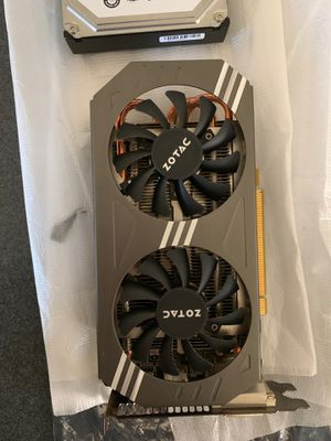 Graphics Card and Hard Drive for Sale in Laveen Village, AZ
