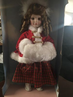 Collectible Memories Exclusive Genuine Porcelain Doll for Sale in Kaysville, UT