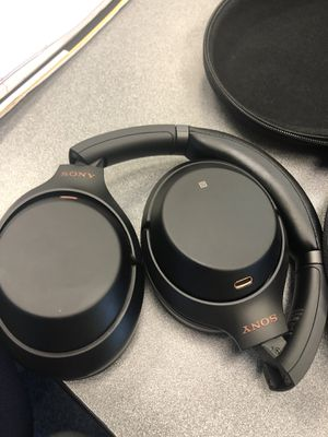 Sony 1000xm3 Wireless Headphone for Sale in Chula Vista, CA