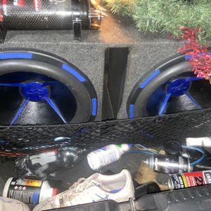 Mofo 15s 3000watts Capacitor An Pioneer Double Din for Sale in Washington, DC