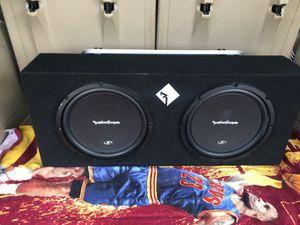 subwoofers for Sale in Pflugerville, TX