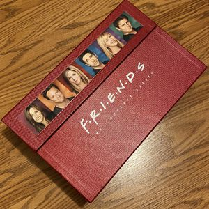 Friends Complete DVD Set for Sale in Huntington Beach, CA