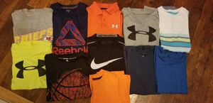 Lot of boys Nike, Adidas, Under Armour, and more for Sale in Newton, KS
