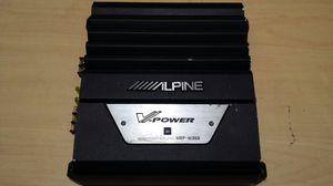 Alpine mrp-m350 amplifier for Sale in Richmond, VA