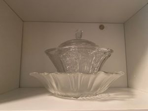 Crystal Bowls - 3 ct for Sale in Ithaca, NY