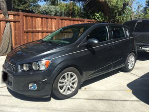 2015 Chevy sonic for Sale in Atherton, CA
