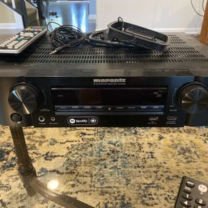 Marantz 7.2 Surround Sound NR1606 for Sale in Canonsburg, PA