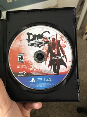 DmC Devil May Cry Definitive Edition (PS4) for Sale in Grand Rapids, MI