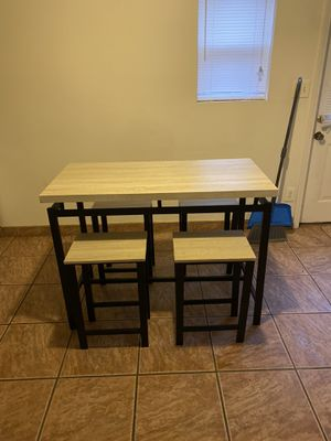Dining table set for Sale in Carbondale, IL