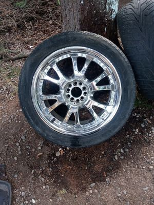 275/45/r20 rims &tires for Sale in Anchorage, AK