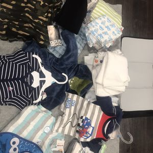Baby Clothes Blankets Ect for Sale in City of Orange, NJ