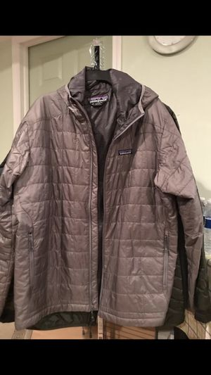 Patagonia Men's Nano Puff Coat XL for Sale in Park Ridge, IL