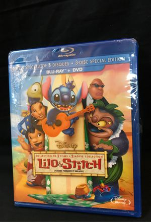 Lilo & Stitch Blu -Ray for Sale in Santa Ana, CA