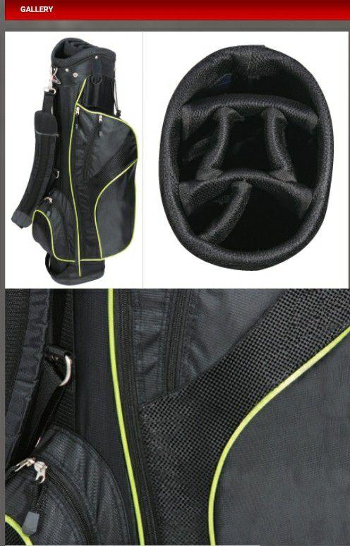 Paragon Sentry ES Golf Carry Bag