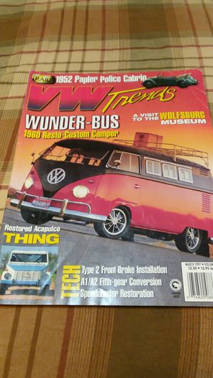 Vw trends magazine mar 1997 for Sale in Napa, CA