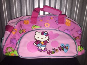 Hello kitty duffle bag for Sale in Capitol Heights, MD