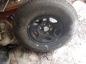 Chevy 6x5.5 spare for Sale in Haines City, FL