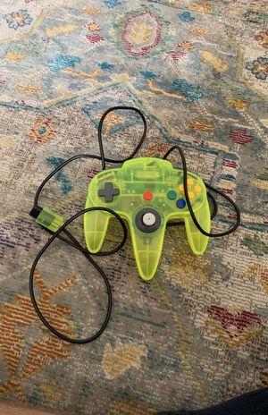 Nintendo 64 controller for Sale in Orem, UT