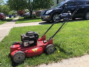 Troy Bilt Variable Speed Self Propelled Lawn Mower for Sale in Galloway, OH