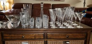 ROYAL DOULTON GLASS Abacus $950 Or BEST OFFER for Sale in Zephyrhills, FL