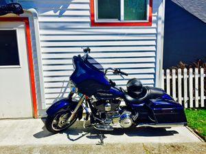 Harley Davidson Street Glide for Sale in Seattle, WA