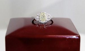 CERTIFIED Amazing diamond ring. 2 carats total weight. Has Appraisal! for Sale in Glen Burnie, MD