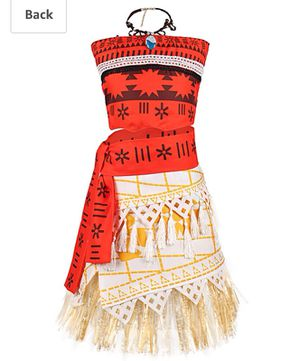 New Moana Costume for Sale in Windermere, FL