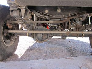 10 bolt Chevy k5 4x4 front axle for Sale in Los Angeles, CA