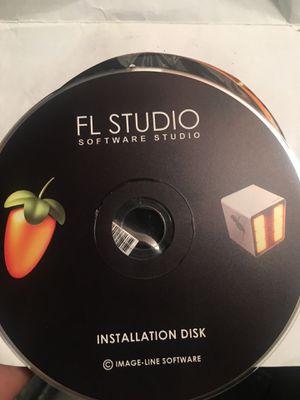 Fl Studio 11 installation disc for Sale in Calumet Park, IL
