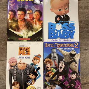 Set Of 4 Kids Graphic Novels for Sale in Lake Worth, FL