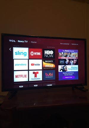 TCL Roku TV for Sale in Jacksonville, FL