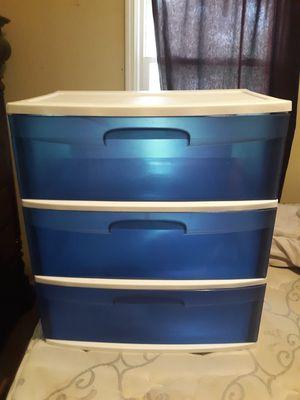 Plastic storage container for Sale in Nashville, TN