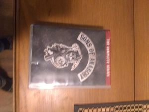 Sons of anarchy DVD complete series for Sale in Colorado Springs, CO