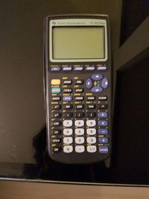 TI-83 Plus Calculator for Sale in Seattle, WA