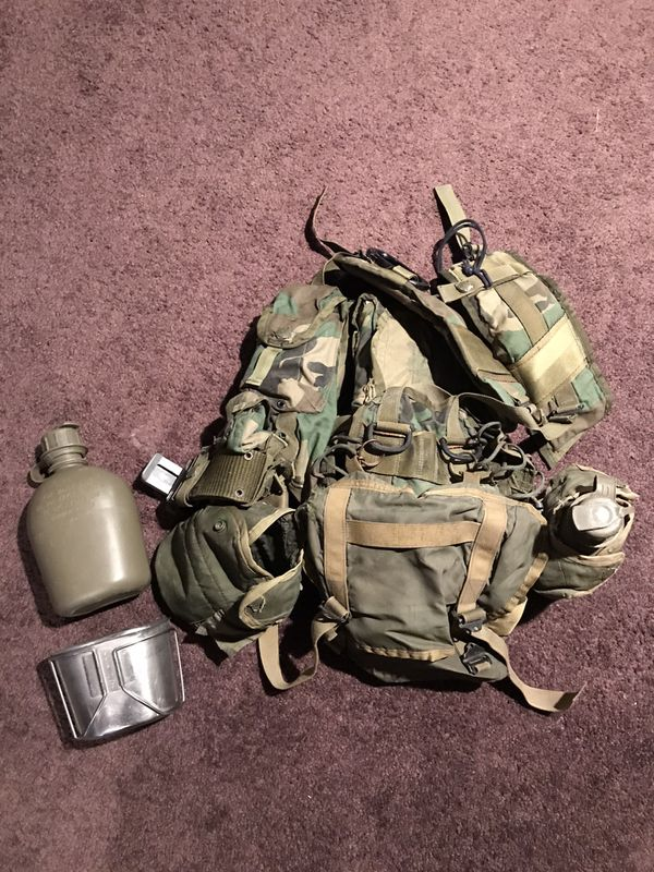 Military Gear (Misc.)
