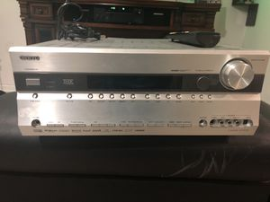 5.1 Onkyo Receiver for Sale in Calverton, MD