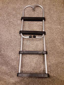 Pontoon boat ladder for Sale in Bristow,  VA