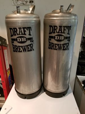 2 ball lock kegs great condition. Beer homebrew for Sale in Wenatchee, WA