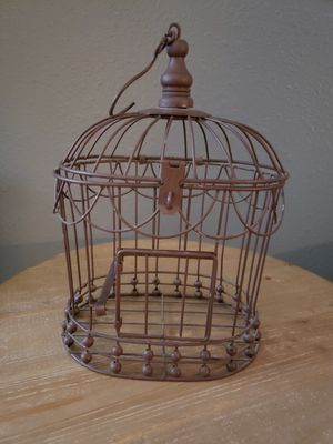 Birdcage for Sale in San Antonio, TX