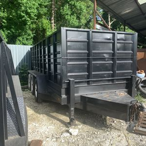 Dump Trailer for Sale in Channelview, TX